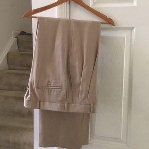 Burberry's Men's slacks size 32X32